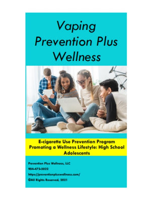 Open image in slideshow, Vaping Prevention Plus Wellness Program