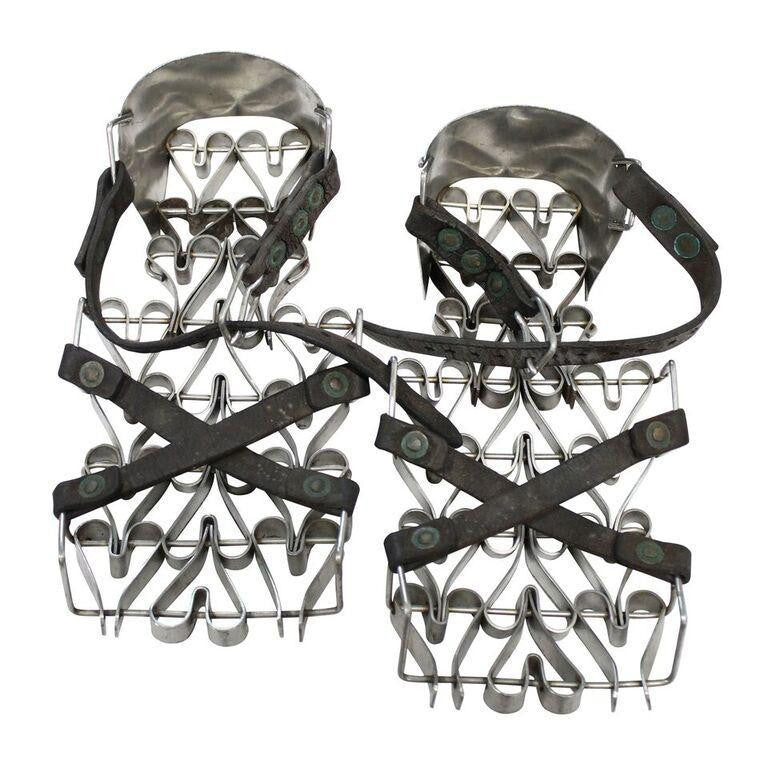 Steel Heart Snow Shoes- Pair