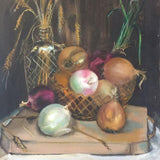 Oil on Canvas Still Life Oil Painting