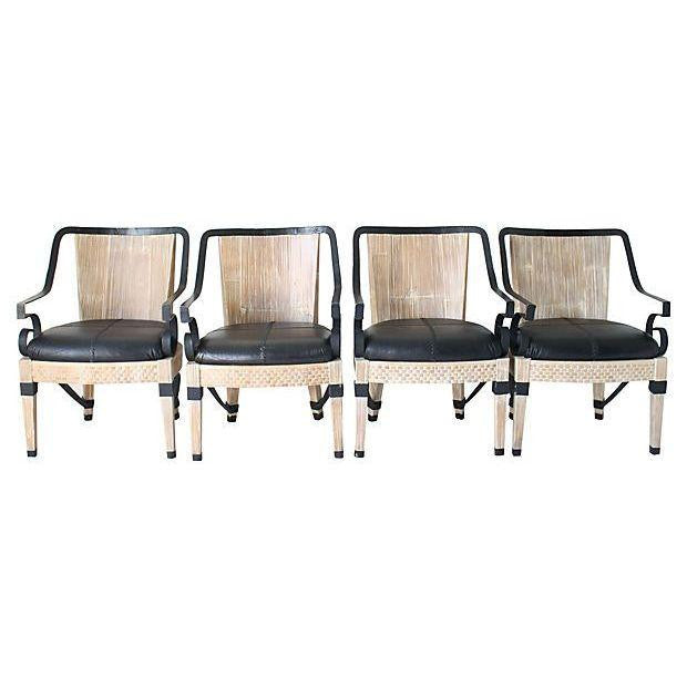 Mid Century Chairs - Set of 4