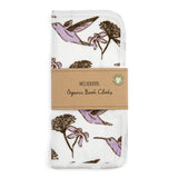 Organic Bath Cloth Set - Hummingbird