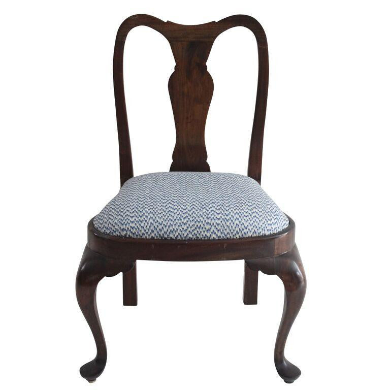 Queen Anne Child's Chair