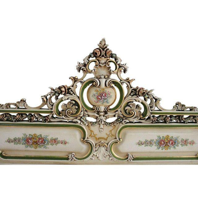 Venetian King Size Headboard