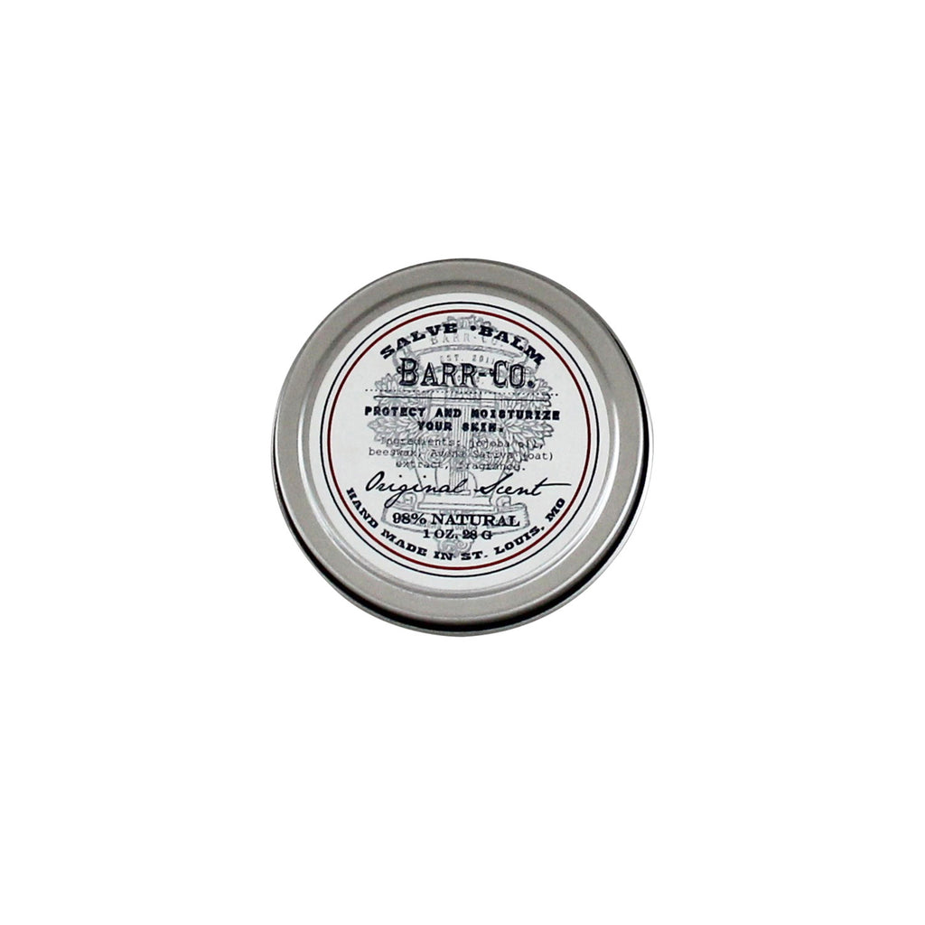 Barr Co. Original Scent Hand Salve