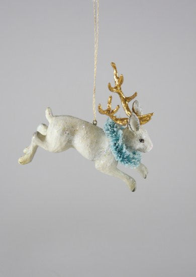Jackalope Ornament