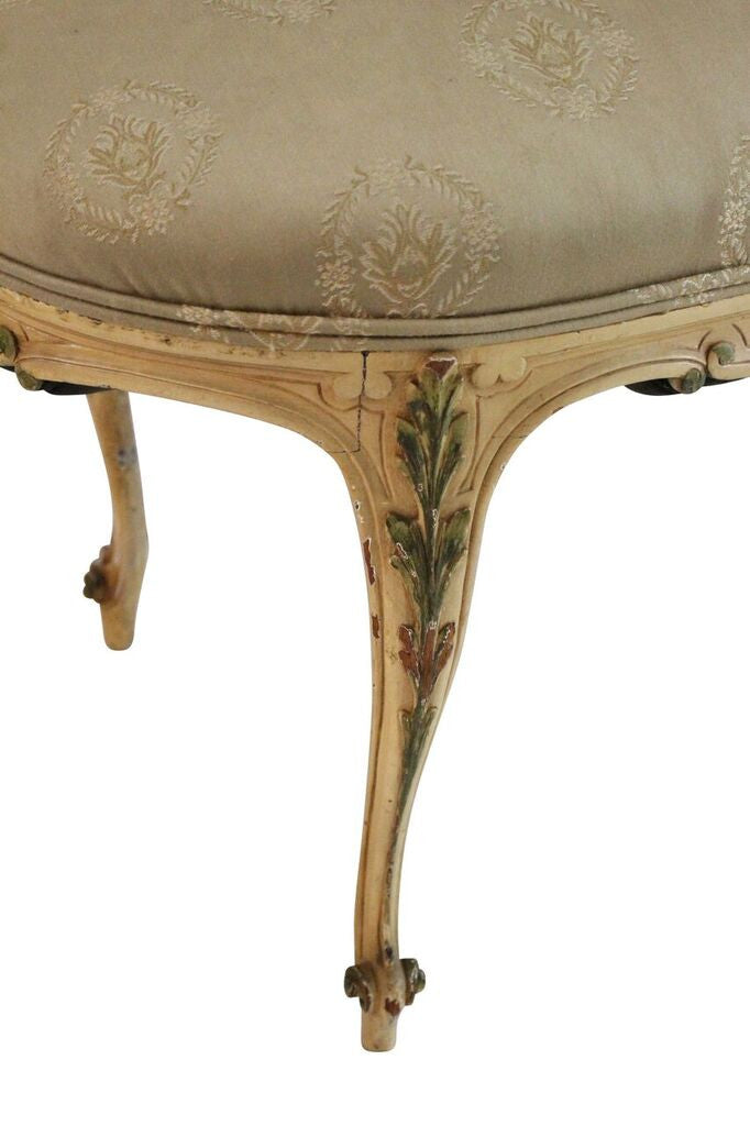 Louis XV Style French Banquette