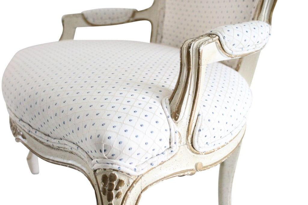 Louis XV Style Child's Bergere's