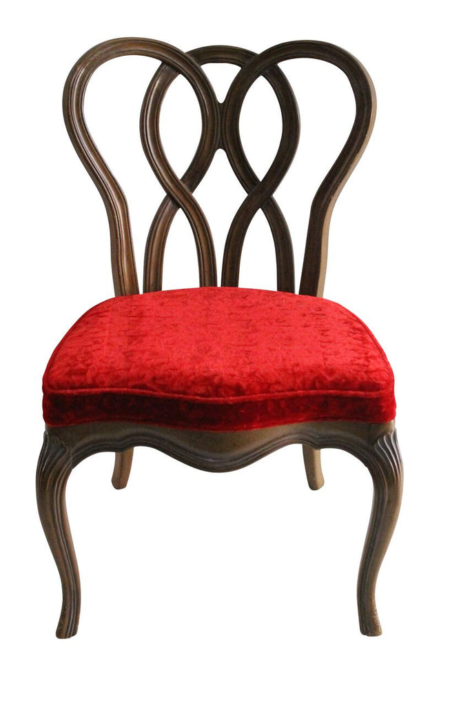 French Style Dining Chairs- Set of 6