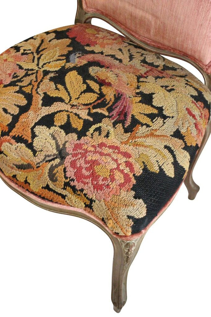 Aubusson Tapestry Chair