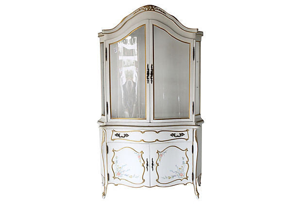 French China Cabinet