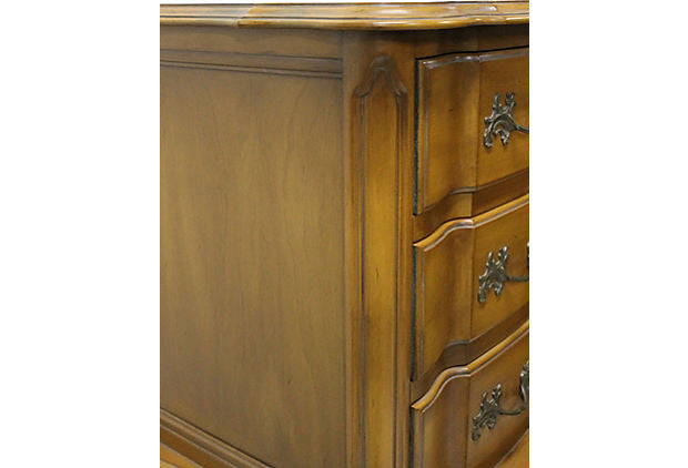 French Style High Chest by White Furniture Company