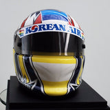Alex Wurz 'original' Benetton F1 helmet 2001