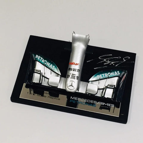 Michael Schumacher Amalgam Mercedes 1/12 nose model F1 Formula 1