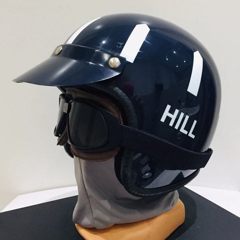 Graham Hill Lotus helmet Formula 1 Williams  F1