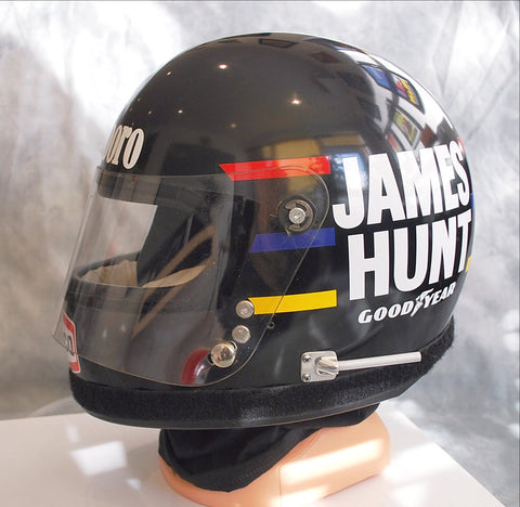 James Hunt 1976 F1 mclaren replica helmet