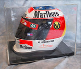 Michael Schumacher 1999 BELL SPORTS official replica signed ferrari helmet