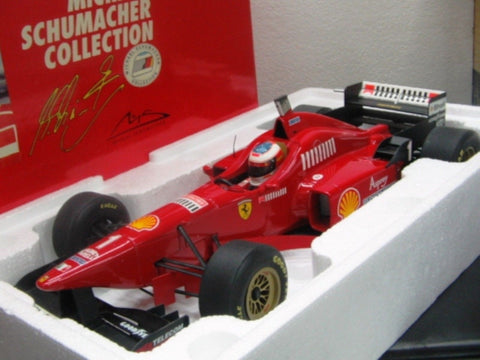 Michael Schumacher 1/12th Ferrari 310