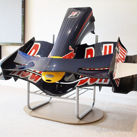 Red Bull RB3 nose cone and front wing