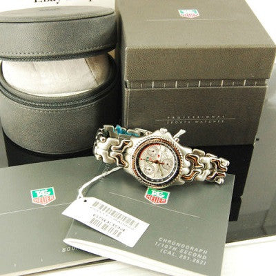 TAG Heuer SEL Mclaren West Daytona watch