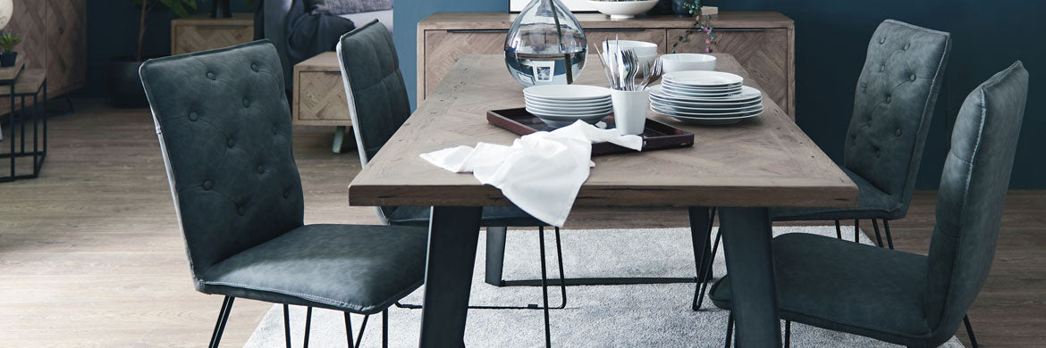 The Manor Dining Collection