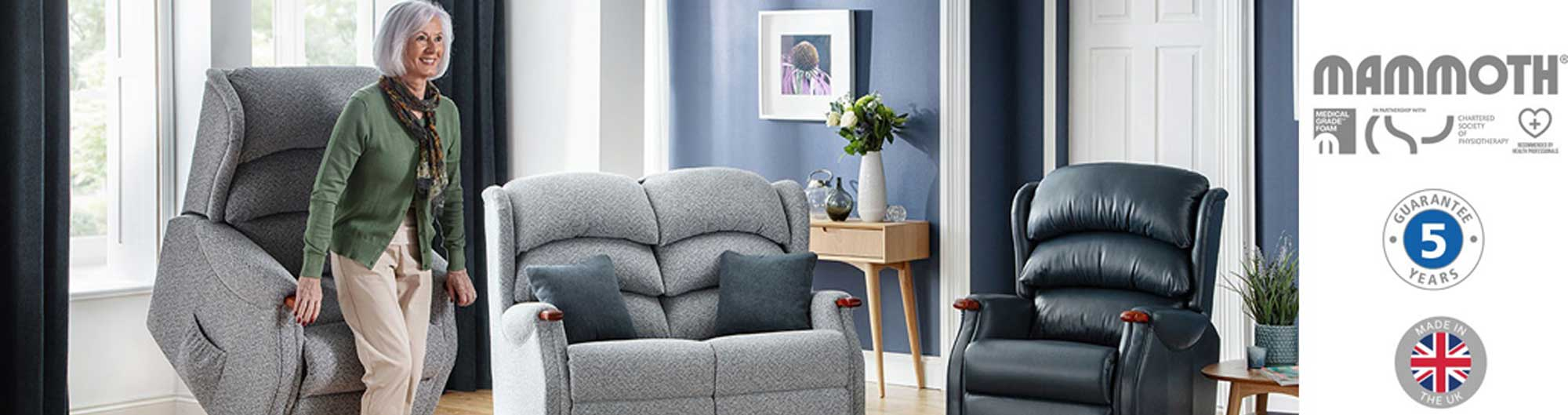Celebrity Furniture Range