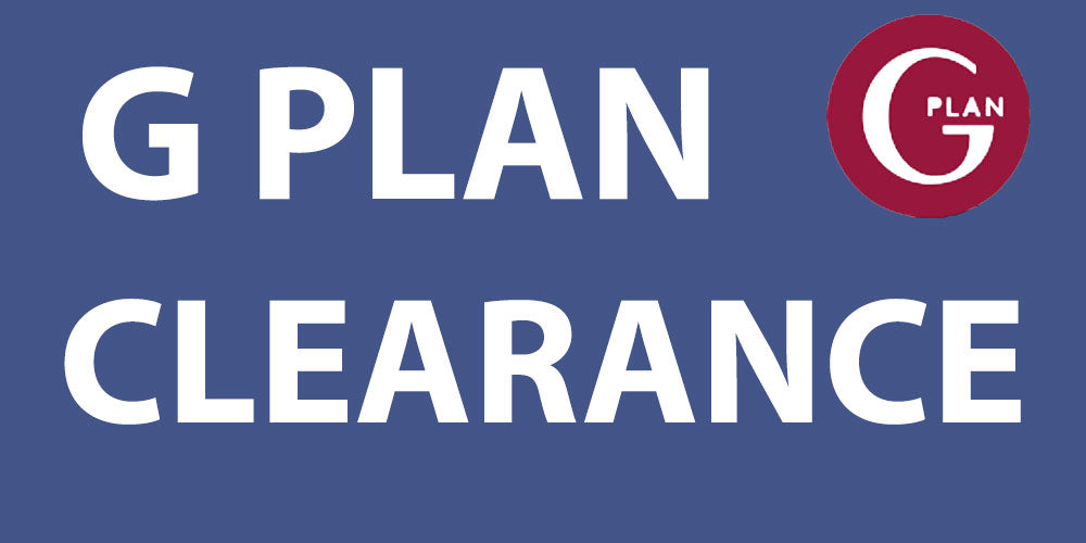 G Plan Clearance Collection