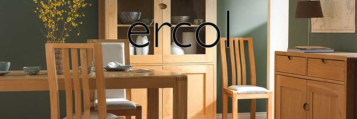 ercol dining room collection