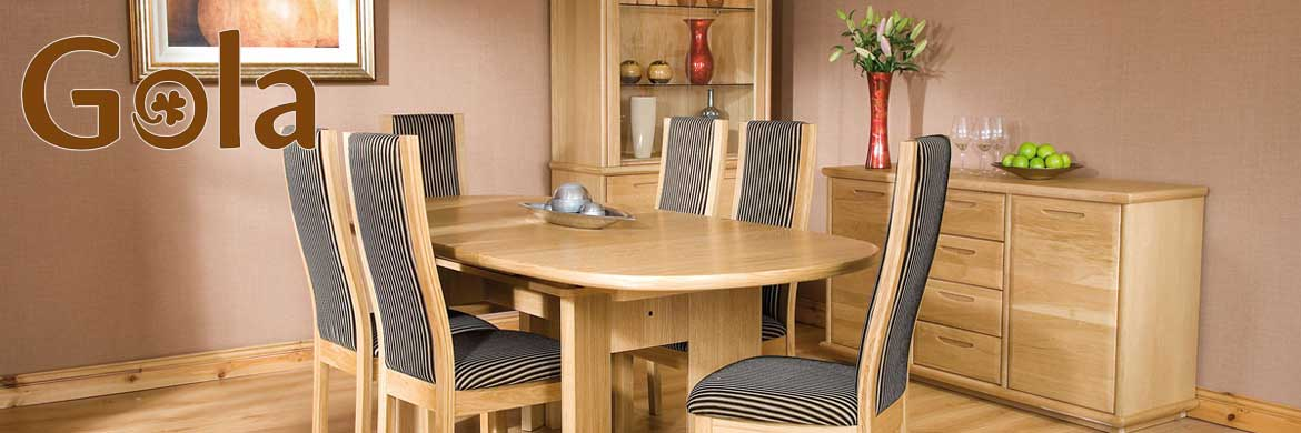 Gola Bergen Dining Room Collection