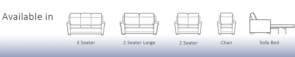 Parker Knoll Furniture Sizes