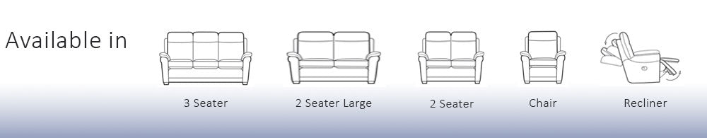 Parker Knoll Denver Sizes