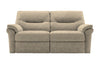 G Plan Seattle 2.5 Seater Recliner Sofa
