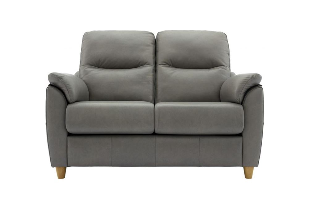 G Plan Spencer 2 Seater Sofa (Leather)