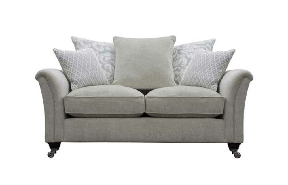 Parker Knoll Devonshire 2 Seater Pillow Back Sofa