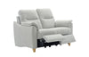 G Plan Spencer 2 Seater Sofa Double Recliner