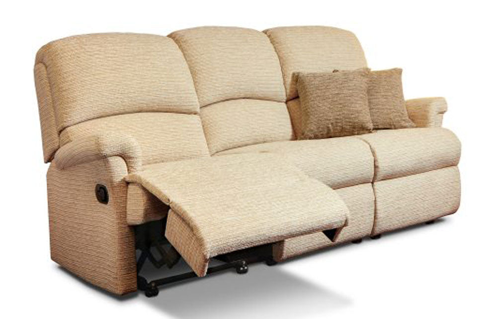 Sherborne Nevada 3 Seater Recliner Sofa