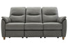 G Plan Spencer 3 Seater Sofa (Leather)