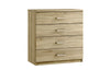 Maysons Modena 4 Drawer Chest