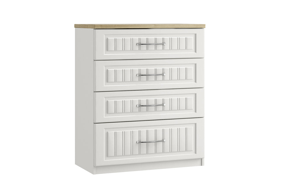 Maysons Portofino 4 Drawer Midi Chest