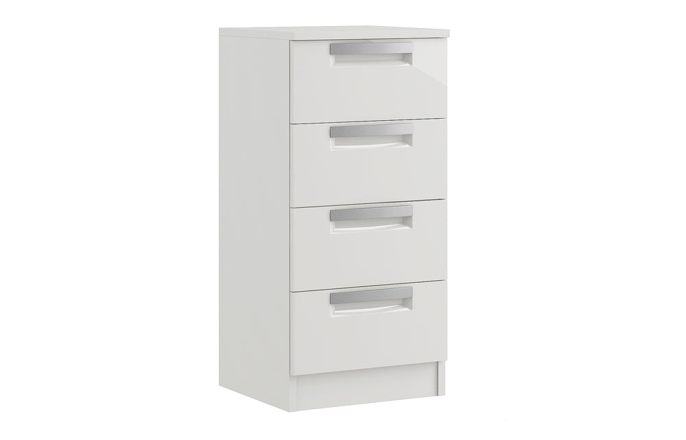 Maysons Milan 4 Drawer Narrow Chest
