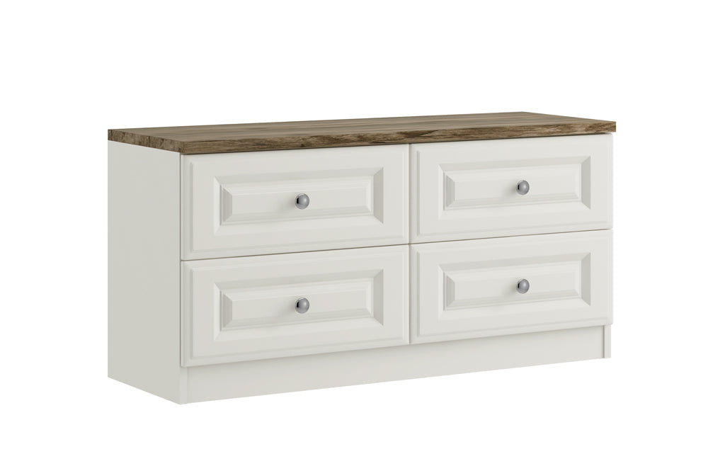 Maysons Naples 4 Drawer Twin Chest