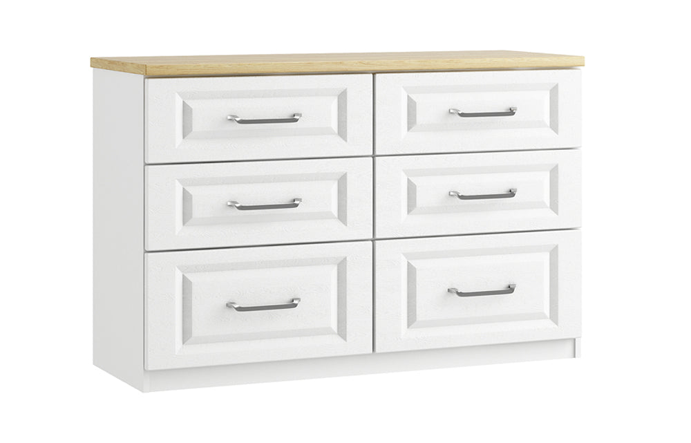 Maysons Sorrento 6 Drawer Twin Chest