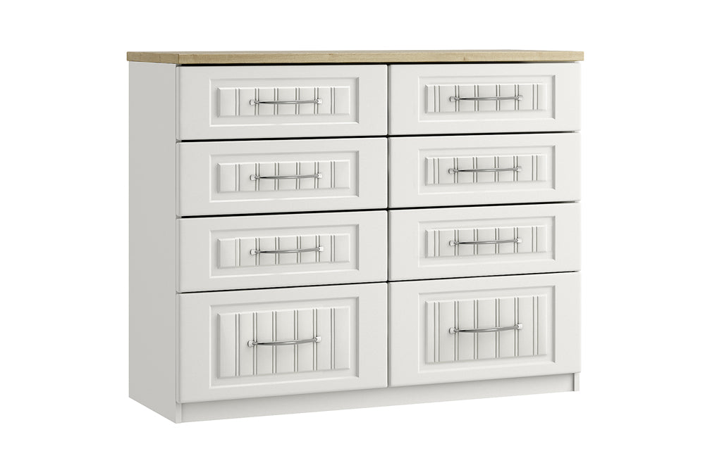 Maysons Portofino 8 Drawer Twin Chest