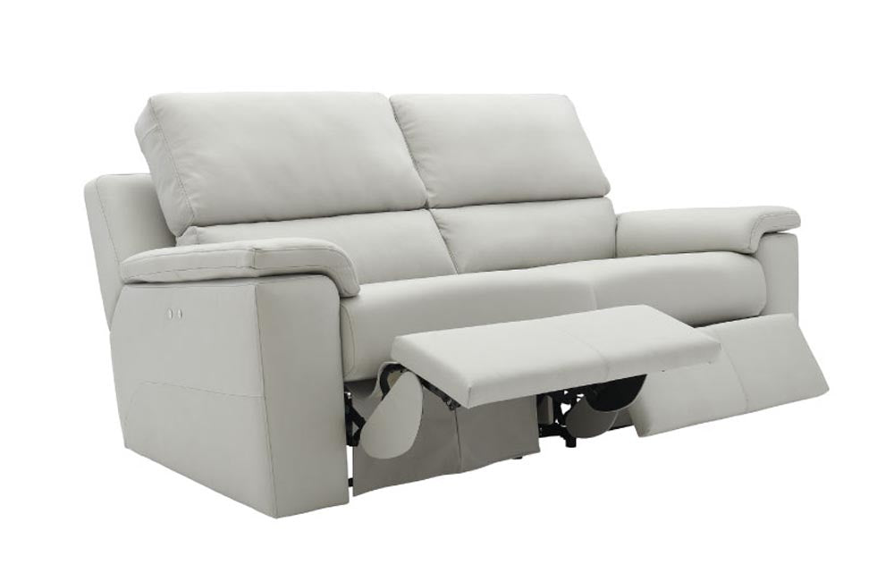 G Plan Taylor 2 Seater Sofa Recliner