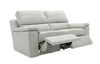 G Plan Taylor 3 Seater Sofa (Leather) Recliner