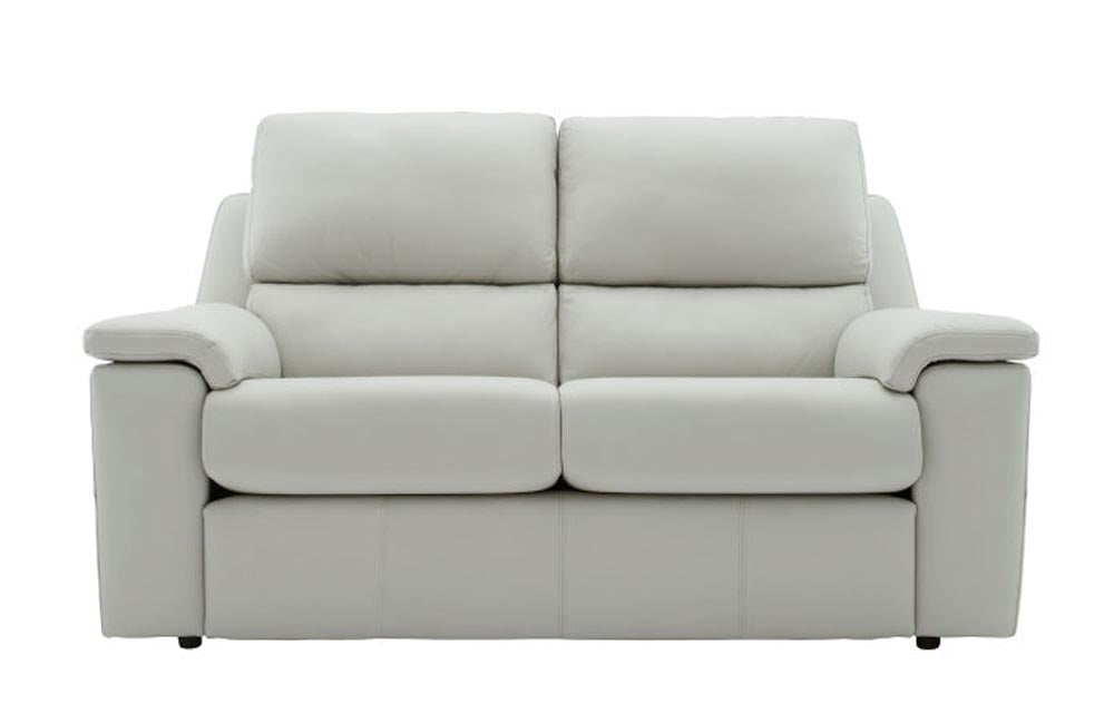 G Plan Taylor 2 Seater Sofa (Leather)