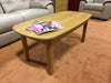 Gola Coffee Table Solid Oak