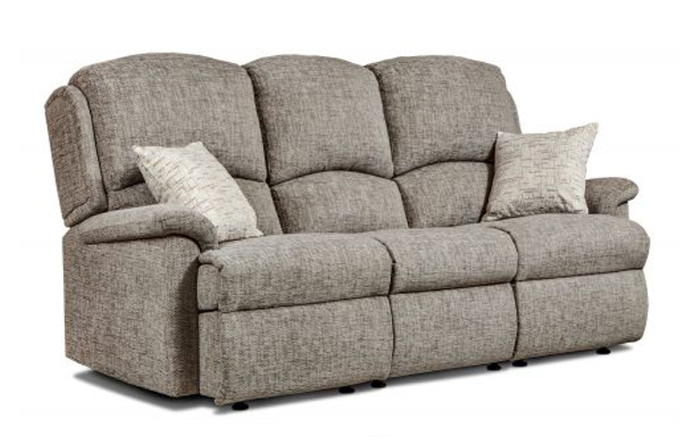 Sherborne Virginia Fixed 3 Seater Sofa
