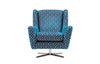 Manor Collection Magarth Accent Swivel Chair