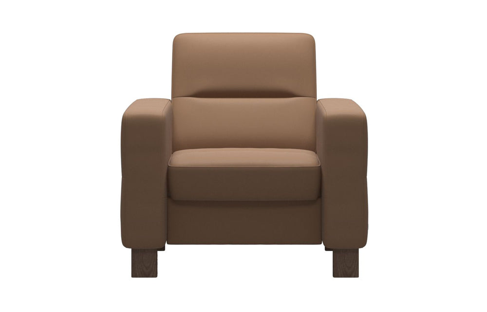 Stressless Wave Low Back Armchair