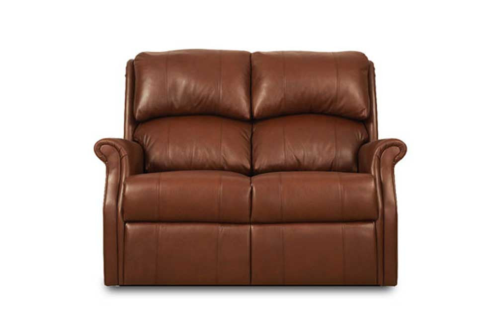 Celebrity Regent Recliner 2 Seater Sofa (Leather)